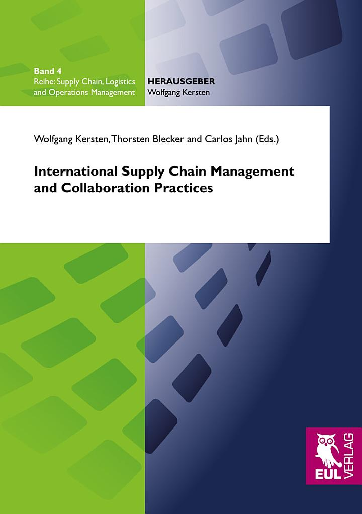 International Supply Chain Management and Collaboration Practices