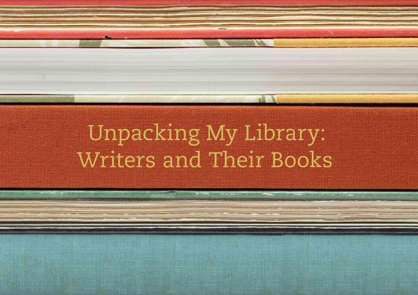 Download Unpacking My Library Book