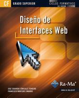 Dise  o de interfaces web  GRADO SUPERIOR  PDF