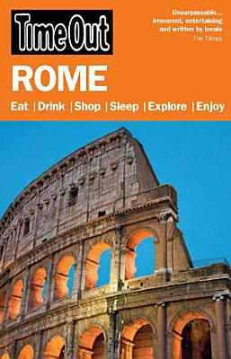 Time Out Rome PDF