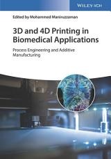 3D and 4D Printing in Biomedical Applications PDF