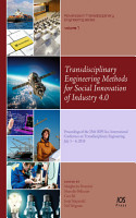 Transdisciplinary Engineering Methods for Social Innovation of Industry 4 0 PDF