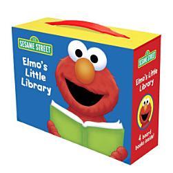Elmo s Little Library PDF