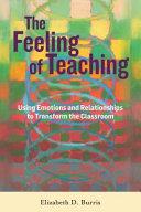 The Feeling of Teaching PDF