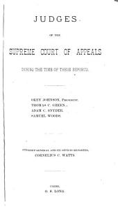 Reports of Cases Argued and Determined in the Supreme Court of Appeals of West Virginia: Volume 24