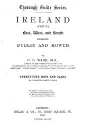 Ireland (part II): East, West, and South, Including Dublin and Howth