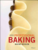Professional Baking  7e With Student Solution Guide Set