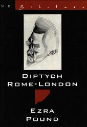 Diptych Rome-London (New Directions Bibelot)