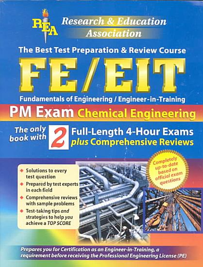The Best Test Preparation   Review Course FE EIT Fundamentals of Engineering engineer in training PDF