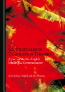 Contextualizing Translation Theories