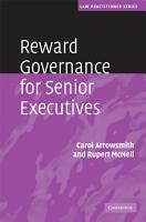 Reward Governance for Senior Executives PDF