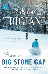 Home to Big Stone Gap: A Novel