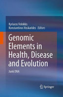 Genomic Elements in Health  Disease and Evolution PDF
