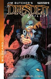 Jim Butcher's The Dresden Files: Wild Card #3
