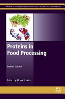 Proteins in Food Processing PDF