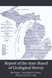 Report of the State Board of Geological Survey: Issue 6
