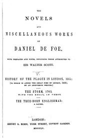 The Novels and Miscellaneous Works of Daniel Defoe: Volume 5