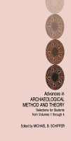 Advances in Archaeological Method and Theory PDF