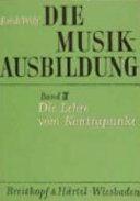 Die Musikausbildung PDF