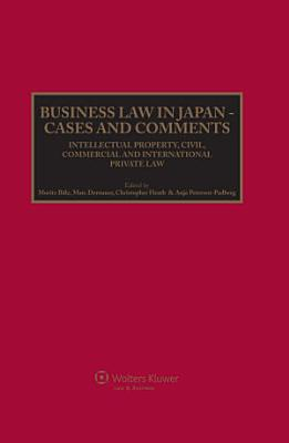 Business Law in Japan