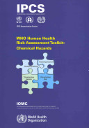 WHO Human Health Risk Assessment Toolkit