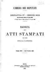 Atti parlamentari: Volume 25
