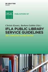 IFLA Public Library Service Guidelines: Edition 2