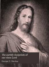 The Earthly Footprints of Our Risen Lord: Illumined. A Continuous Narrative of the Four Gospels According to the Revised Version