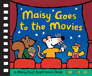 Maisy Goes to the Movies Book