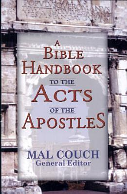 A Bible Handbook to the Acts of the Apostles PDF