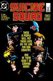 Suicide Squad (1987 - 1992) #1