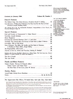 Improvement Era PDF