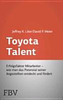 Toyota Talent PDF