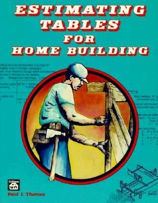 Estimating Tables for Home Building PDF