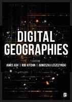 Digital Geographies PDF