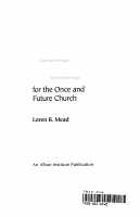 Five Challenges for the Once and Future Church PDF