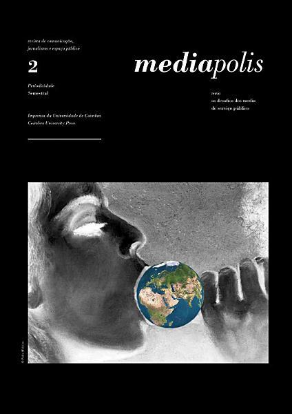 Mediapolis Revista De Comunicacao Jornalismo E Espaco Publico No 2