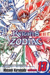 Knights of the Zodiac (Saint Seiya), Vol. 13: Athena Revived!
