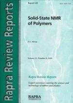Solid-State Nmr of Polymers