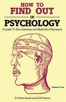 How to Find Out in Psychology PDF