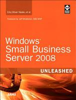 Windows Small Business Server 2008 Unleashed PDF