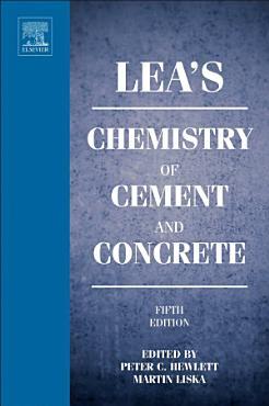 Lea s Chemistry of Cement and Concrete PDF