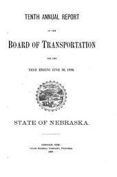 Annual Report: Volume 10