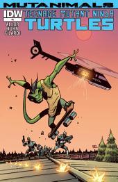 Teenage Mutant Ninja Turtles: Mutanimals #3