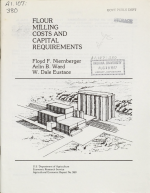 Flour Milling Costs and Capital Requirements