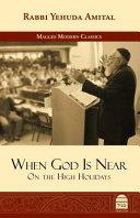 When God Is Near