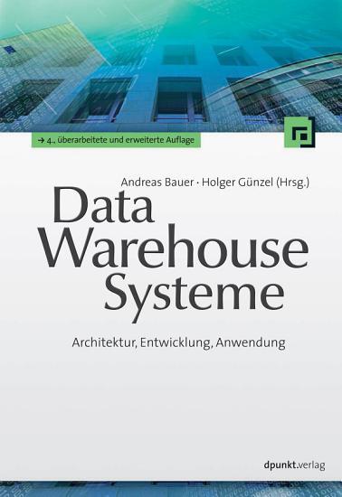 Data Warehouse Systeme PDF