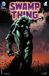 Swamp Thing (2016-) #1