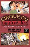 Cirque Du Freak 8