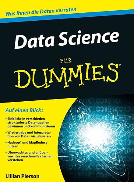 Data Science f  r Dummies PDF